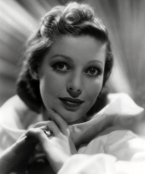Love Finds You Quote: Loretta Young - Photos And Quotes