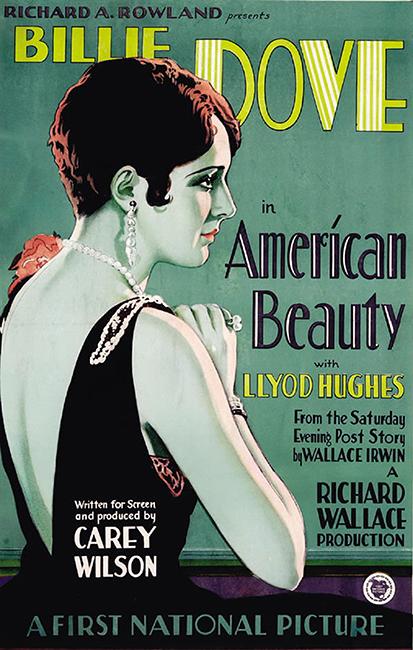 American Beauty Billie Dove