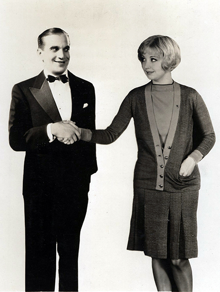 Alice White Al Jolson