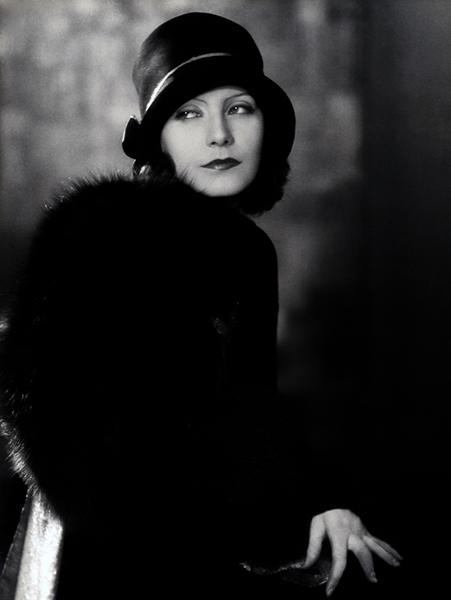 Greta Garbo Vamp