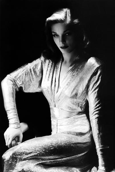 Lauren Bacall (Bizarre Los Angeles)