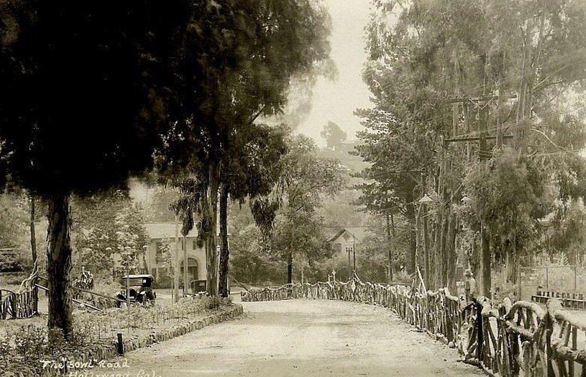 Hollywood Bowl Road