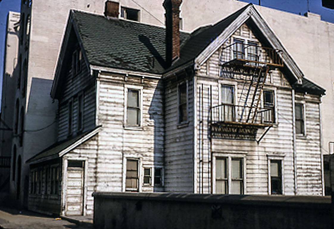 Bunker Hill Boarding House