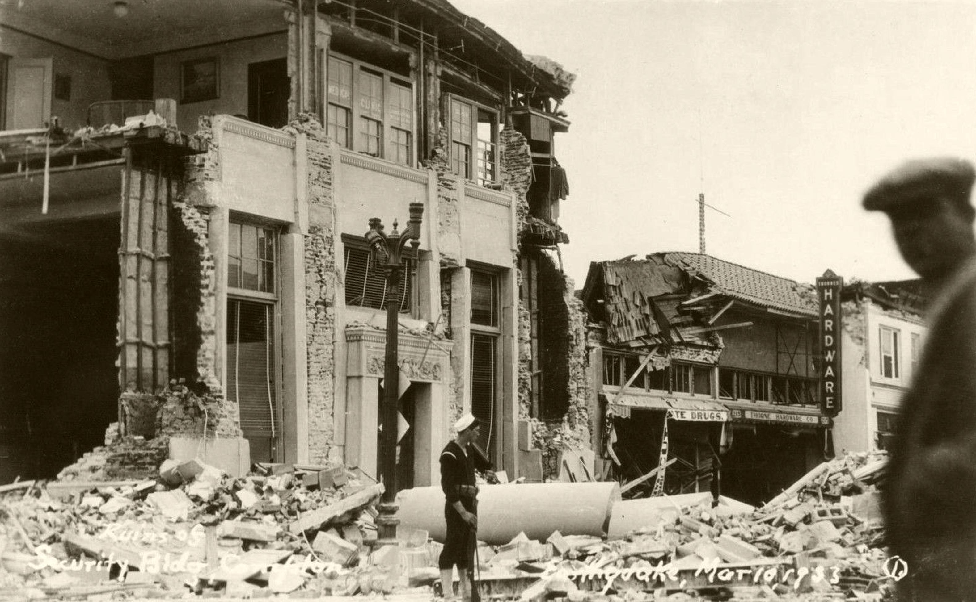 Long Beach Earthquake