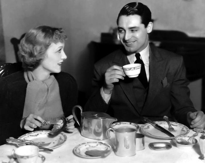 Virginia Cherrill Cary Grant