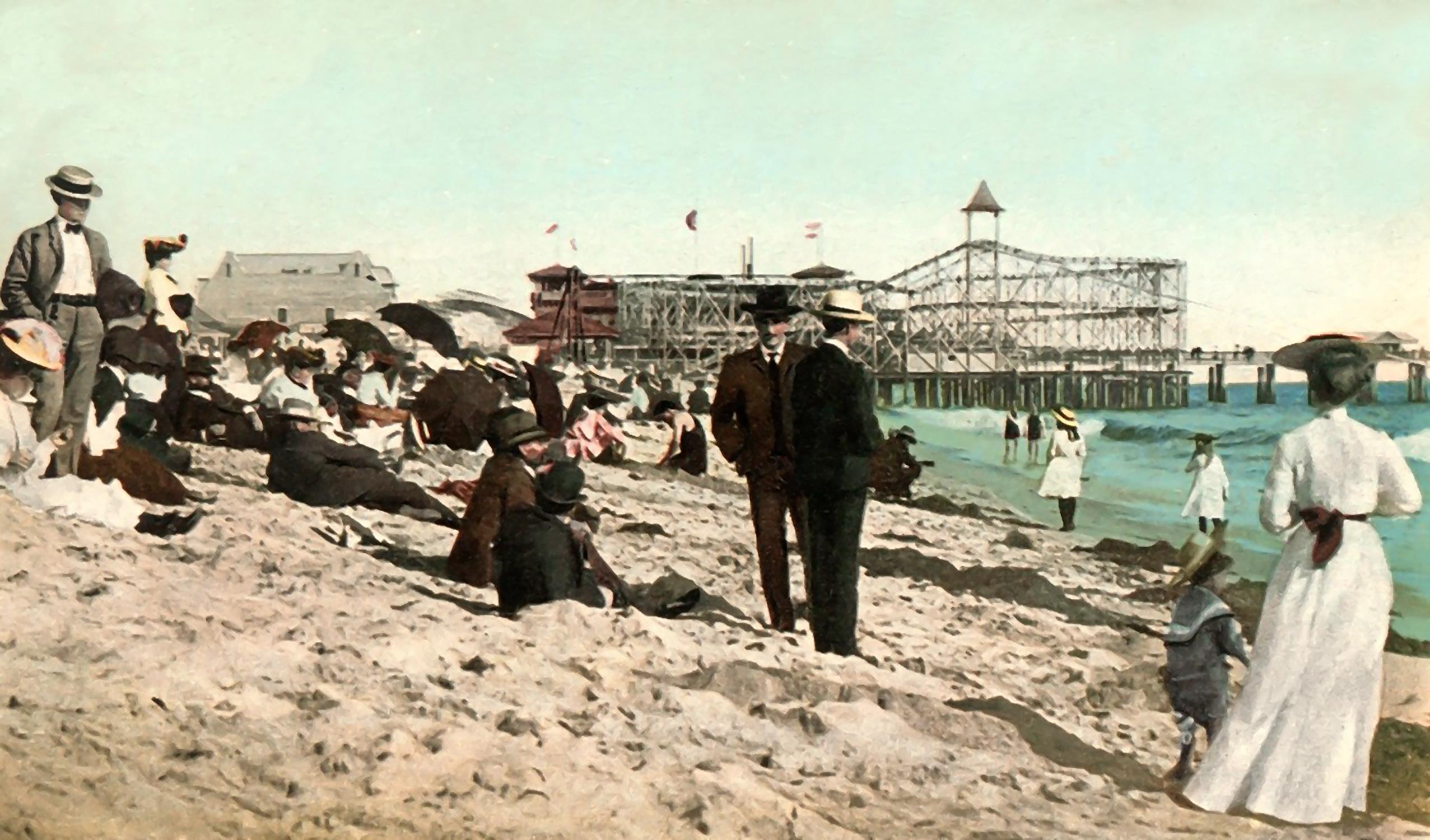 Ocean Park 1900s
