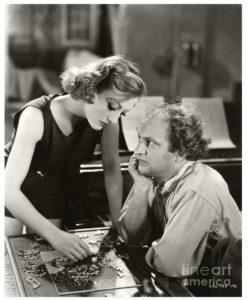 Joan Crawford Larry Fine Bizarre Los Angeles