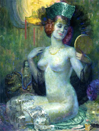 Mae Murray nude