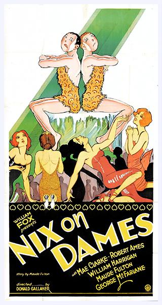 Nix on Dames 1929