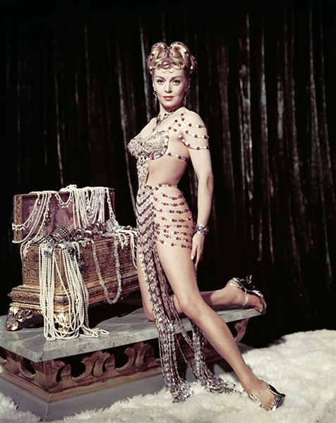 Lana Turner Prodigal