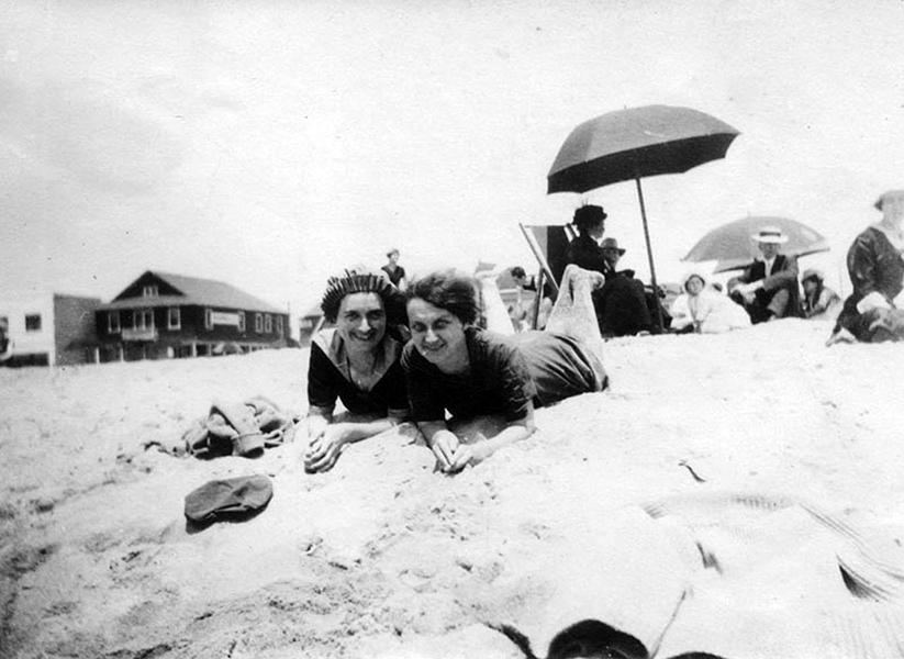 Ocean Park Beach 1914