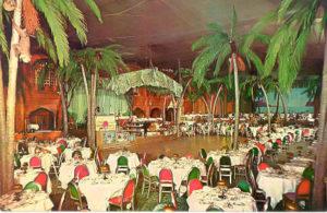 The Cocoanut Grove in 1956. (Bizarre Los Angeles)