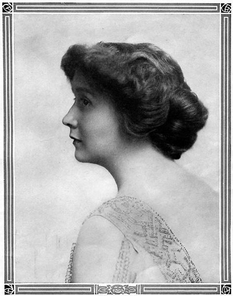 Bessie Barriscale (Bizarre Los Angeles)
