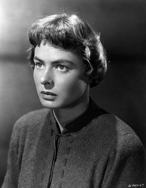 "Ingrid Bergman in ""Joan of Arc"" (Bizarre Los Angeles)"