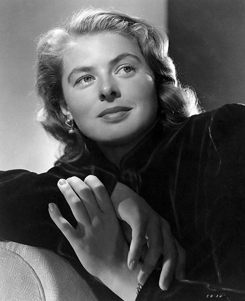 Ingrid Bergman (Bizarre Los Angeles)