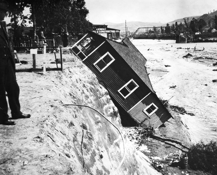 Los Angeles River 1914