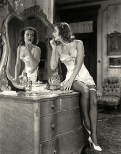 """""""Sex appeal? I'm not sure what it is, but whatever it is, this much I can tell you: I didn't always have it."""" -- Ann Sheridan (Bizarre Los Angeles)"""