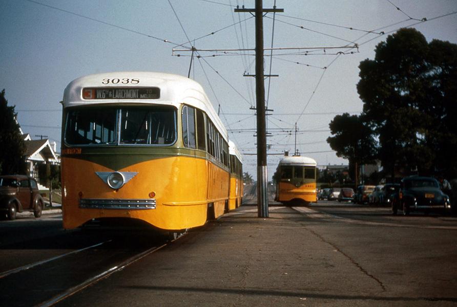 1946 Los Angeles Streetcar