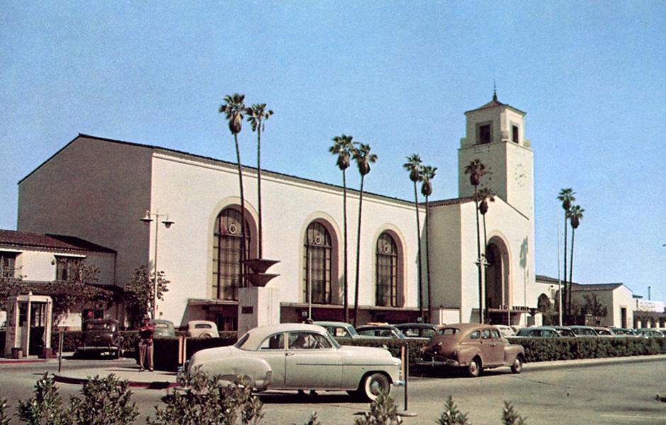 1950s union station
