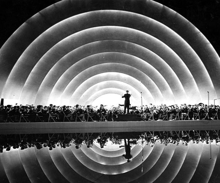 Hollywood Bowl 1963