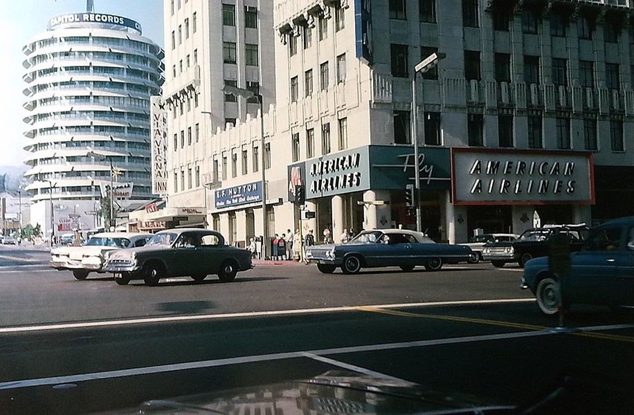 Vine Street Apartments Hollywood