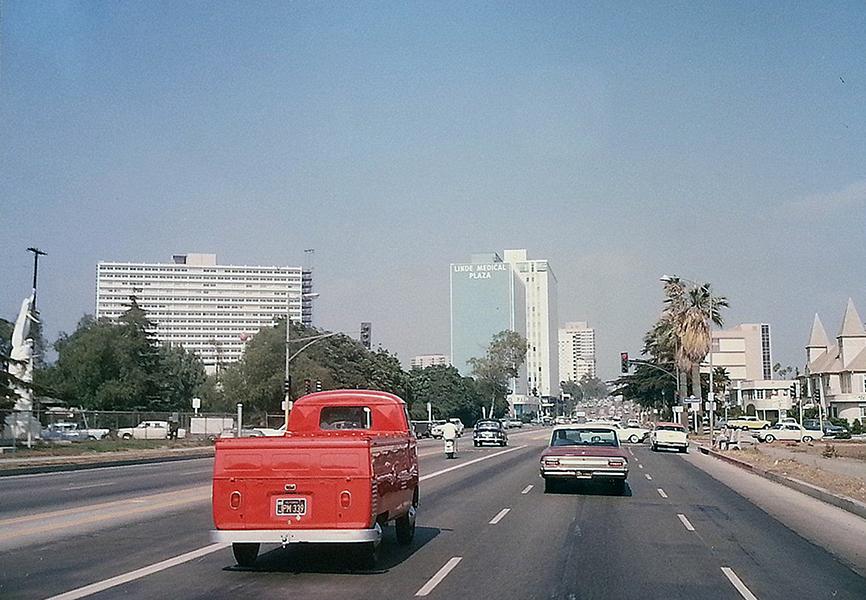 Wilshire Blvd 1964