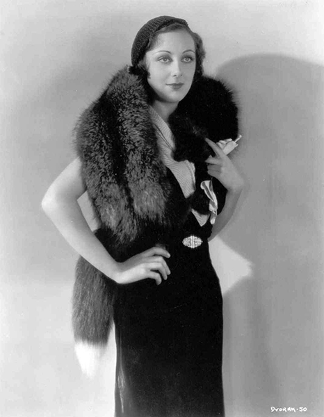 """Hollywood doesn't consider your feelings at all."" -- Ann Dvorak (Bizarre Los Angeles)"