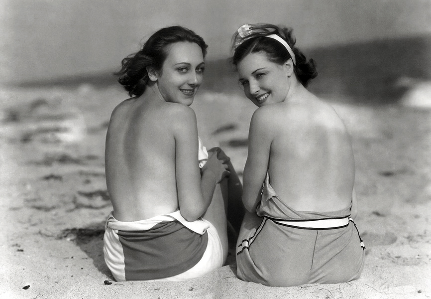 Ann Dvorak Raquel Torres 1929