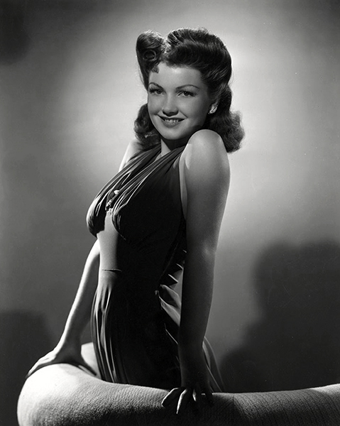 """People have preconceived ideas about actresses which aren't particularly good. If you've worked in Hollywood, you're tarred with every scandal that's ever sullied the film industry."" -- Anne Baxter"