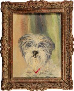 Ava Gardners Dog Frank Sinatra