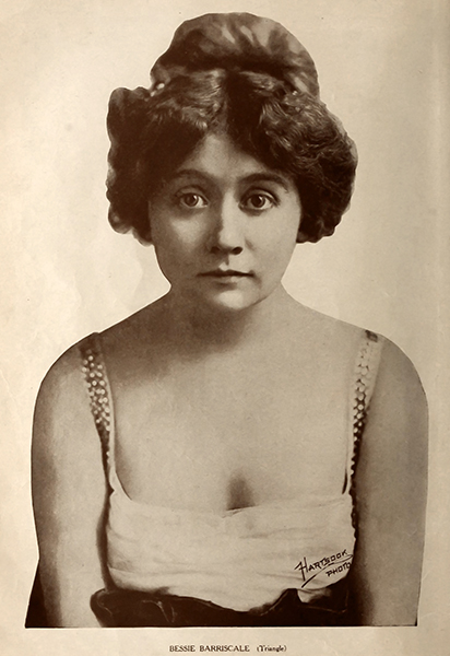 Bessie Barriscale - photos and quotes - Bizarre Los Angeles