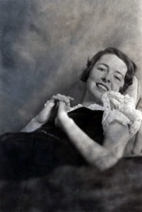 Colleen Moore by Charles Sheldon (Bizarre Los Angeles)