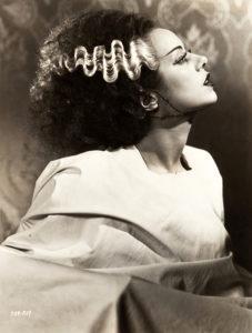 Elsa Lanchester Bride of Frankenstein