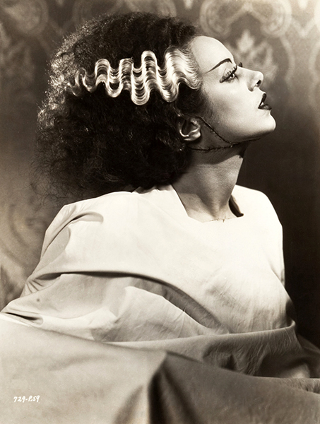 Elsa Lanchester Bride of Frankenstein
