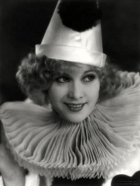 Esther Ralston clown