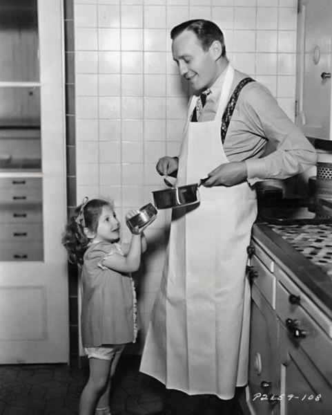 Jack Benny kitchen