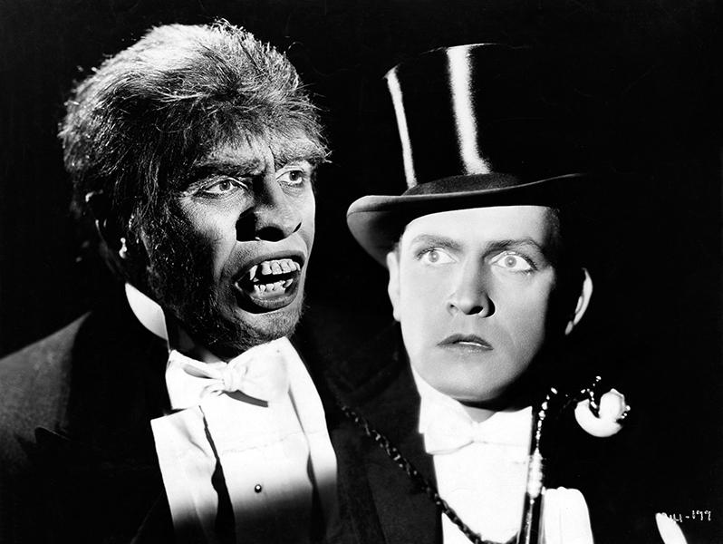 Mr. Hyde Doctor Jekyll Fredric March