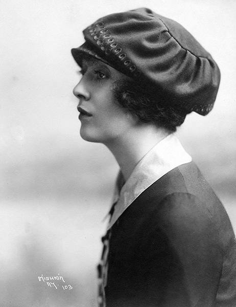 """""""Acting in the 'movies' is like a cold. You get used to both after a while."""" -- Mabel Normand (Bizarre Los Angeles)"""