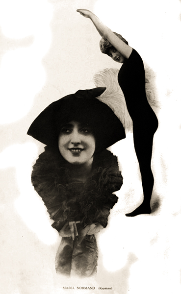 Mabel Normand 1914