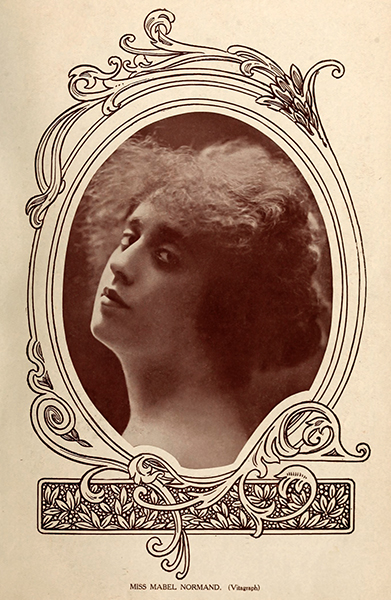 Mabel Normand 1911