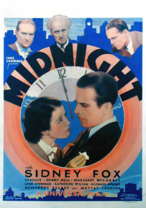 Midnight Humphrey Bogart