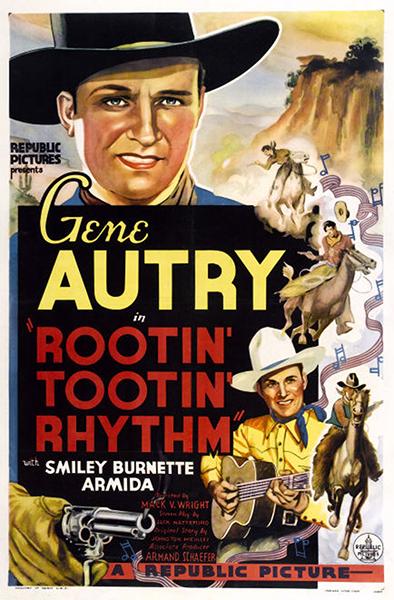 Rootin Tootin Rhythm