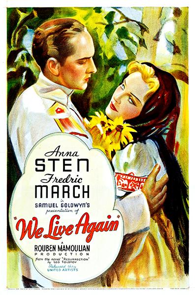 We Live Again 1934