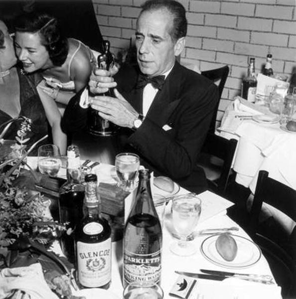 Humphrey Bogart Academy Award Oscar