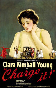 Clara Kimball Young Charge It