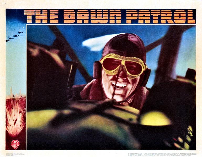 The Dawn Patrol 1938 Errol Flynn