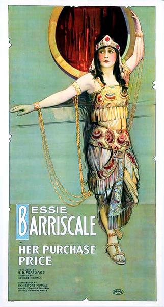 Her Purchase Price Bessie Barriscale 1919
