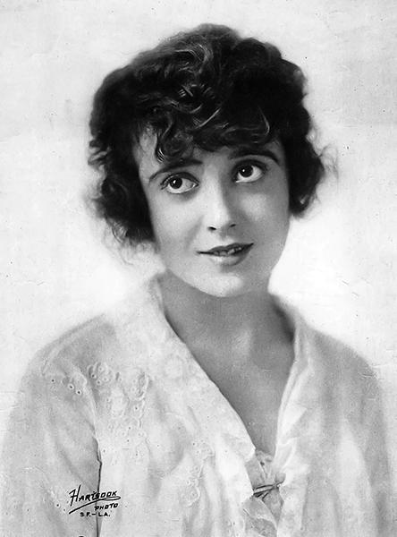 Mabel Normand (Bizarre Los Angeles)