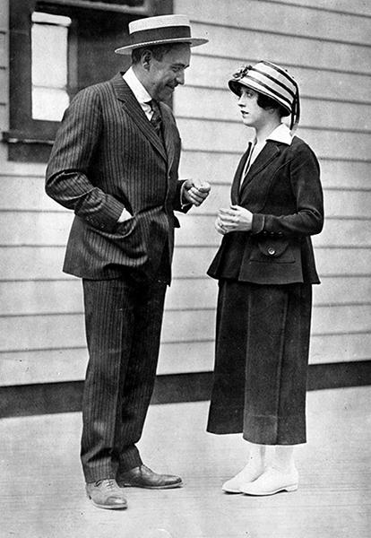 Mack Sennett Mabel Normand