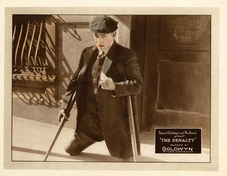 The Penalty Lon Chaney 1920